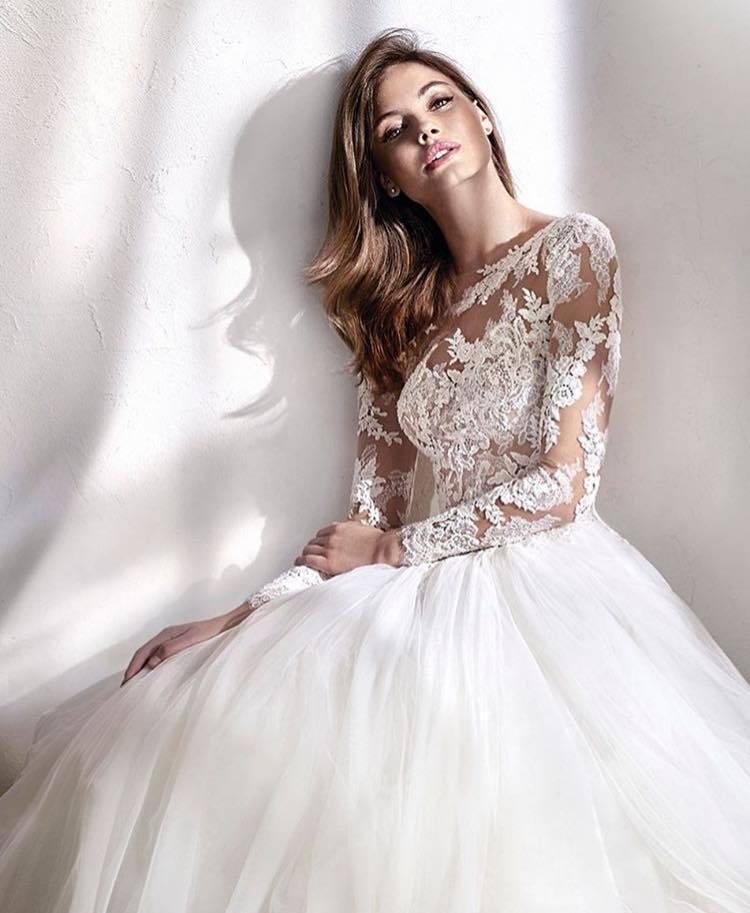 Vestidos de novia medellin sposamia