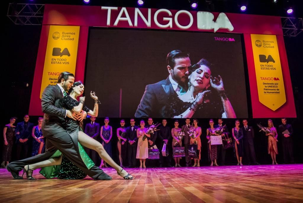 desde 2009, el mundial de Tango en Buenos Aires convoca a bailarines de todo el mundo