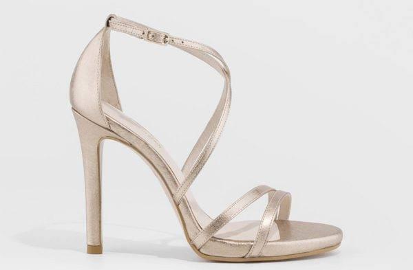 Zapatos de novia en tendencia