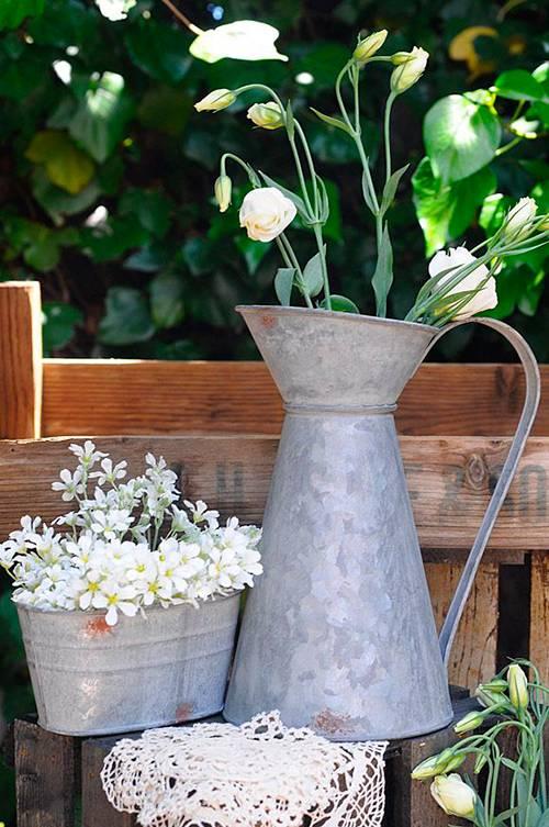 bodas primavera flores silvestres